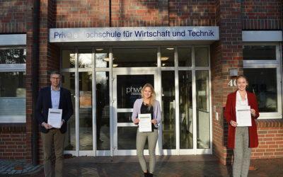 PHWT-Studie untersucht Zukunftsfähigkeit des Oldenburger Münsterlandes Unternehmen werden zur Teilnahme an Online-Umfrage aufgerufen