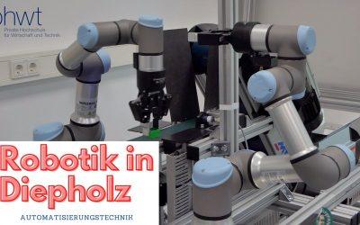 Industrie 4.0 mit Hilfe von Automatisierungstechnik